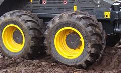 Forexpo 2016 (51) (TrelleborgAgri) Tags: forestry twin tires trelleborg skidder t480 forexpo t440