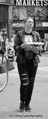 Boy does this lass look happy. (MAMF photography.) Tags: city uk greatbritain summer england blackandwhite bw woman blancoynegro blanco girl monochrome sex lady happy town blackwhite google nikon flickr noir noiretblanc zwartwit unitedkingdom britain yorkshire negro north leeds lass gb upnorth zwart pretoebranco schwarz citycentre biancoenero westyorkshire onthestreet googleimages northernengland enblancoynegro ls1 zwartenwit kirkgatemarket mamf inbiancoenero leedscitycentre blancoenero schwarzundweis nikond7100 mamfphotography