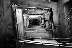Untitled (56) (FR4GIL3) Tags: france architecture stair pentax escalier mtal usine fer k5 batiment abandonne