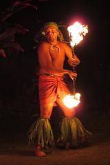 fire knife dancer - 1 (BarryFackler) Tags: party people man night dark fire hawaii polynesia necklace dance dancing outdoor culture dancer celebration flame torch hawaiian tropical bigisland kane performer kona cultural highschoolgraduation polynesian holualoa 2016 specialoccasion hawaiianislands hawaiiisland sandwichislands westhawaii northkona boartusk hawaiianheritage fireknifedancer barryfackler barronfackler konaimincenter saleishalauronal saleishasgraduationparty saleishaleleekealaulalauronal