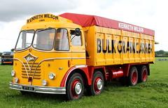 FODEN S20 Kenneth Wilson Eight Wheel Bulk Grain Tipper Leeds XYY 251 Frank Hilton IMG_3133 (Frank Hilton.) Tags: bus classic car vintage bedford lorry trucks erf morris tractors albion commercials foden atkinson aec fergy
