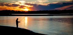 Accabonac Harbor Sunset (themats1) Tags: sunset clouds fishing hamptons longisland fisher springsny accabonacharbor