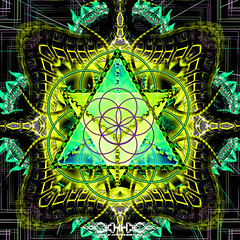 "Divine Yantra (Detail 1) - 2014 • <a style=""font-size:0.8em;"" href=""http://www.flickr.com/photos/132222880@N03/27895126722/"" target=""_blank"">View on Flickr</a>"