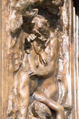 La puerta del infierno 5 (roshua_quest) Tags: plaza sculpture art mxico arte escultura museo mx rodin auguste carso ciudaddemxico soumaya