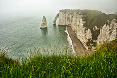 Porte dAval (michael_hamburg69) Tags: cliff france frankreich cliffs normandie normandy tretat steilkste feuerstein klippen kreide seinemaritime alabasterkste laiguille falaisedaval