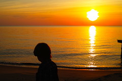 Sunrise over the Chesapeake Bay (DWO630) Tags: