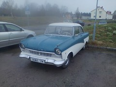 ford taunus p2 (taunus2) Tags: 17m p2 17mp2 fordtaunus17mp52