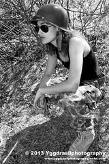 Gi Jane Shoot (berserker244) Tags: park jane zee zandvoort gi chantal aan tasja guerrillaphotography kostverloren yggdrasilphotography evandijk yggdrasilphotography20052013