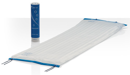 Repose Trolley Mattress & Pump