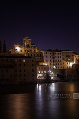 Bassano del Grappa (Massimo's photo journey) Tags: longexposure water night acqua notte bassano grappa lungaesposizione