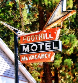 Foothill Motel Tahoe