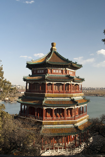Summer Palace in the Late Afternoon