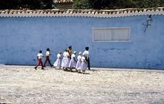 198803 Schulkinder in Trinidad (gerhard_hohm) Tags: cuba trinidad kuba schulkinder karibikinsel