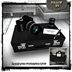 Special price Marketplace !! Follow US !! Suitcase photographer (!! Follow US !!) Tags: home furniture avatar decoration sl secondlife marketplace