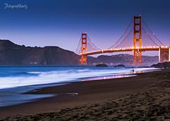 Golden Gate (Motographer) Tags: ocean sanfrancisco california bridge usa seascape beach bay baker pacific sfo sigma wideangle goldengate bayarea 1020mm westcoast motographer fotografikartz motograffer