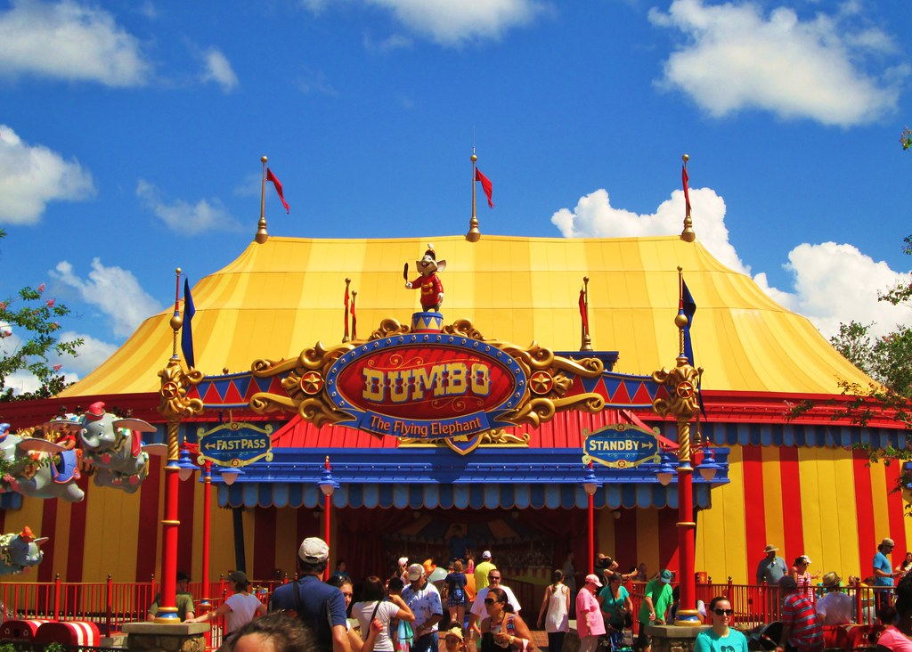 magKin 103 (danimaniacs) Tags circus dumbo tent disneyworld magickingdom magkin & The Worldu0027s Best Photos of circus and dumbo - Flickr Hive Mind