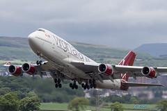 G-VROM B747-443 Virgin Atlantic Airways (kw2p) Tags: 747443 boeing egpf egpfgla gvrom glasgowairport virginatlantic virginatlanticairways paisley scotland unitedkingdom takeoff explored20130622 explored 747400