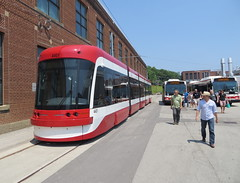 TTC Streetcar 4401 (Sean_Marshall) Tags: toronto ttc tram transit streetcar bombardier