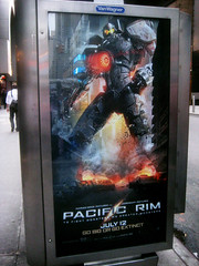 Pacific Rim Billboard 1843 (Brechtbug) Tags: fiction man men film monster metal comics giant poster book robot fight gun comic pacific space attack science billboard robots galaxy strip future comicbook scifi type laser billboards futurama monsters galaxies fighters fighting rim universe blaster attacking battling 2013