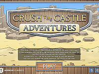 毀滅城堡大冒險(Crush the Castle Adventures)
