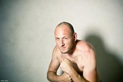 JUL! (Arthur Janin.) Tags: leica light portrait man guy naked nude lens 50mm arthur fight natural f14 boxer ufc summilux asph boxe m9 janin aspherical