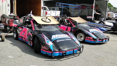 racing nascar legends salem winston bandoleros customtrailers customgraphics customtrailer bowmangraystadium