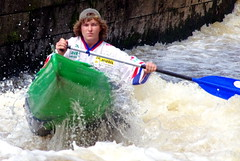 22.8.13  Vyssi Brod Weir 277 (donald judge) Tags: river boats republic czech canoes vltava brod weir rafts vyssi