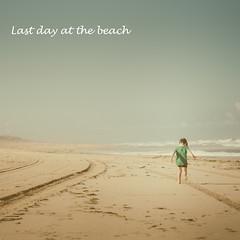 Last day at the beach (Cedpics) Tags: ocean boy sea beach square sand waves 33 sable run plage garon carr gironde montalivet thephotographyblog fujixpro1