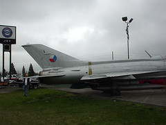 "Mig-21F-13 (3) • <a style=""font-size:0.8em;"" href=""http://www.flickr.com/photos/81723459@N04/9730836313/"" target=""_blank"">View on Flickr</a>"