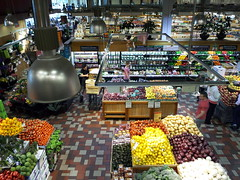 Whole Foods P Street NW (SchuminWeb) Tags: lighting street food west fruits vegetables st retail fruit circle lights foods dc washington store nw northwest ben market district web north may vegetable columbia whole mezzanine p produce grocery logan stores overhead retailers 2013 mezzanines schumin schuminweb
