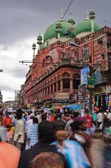 DSC_0037 (Shamim Ahmed Photos) Tags: india muslim islam crowd eid mosque kolkata eidshopping nakodamasjid