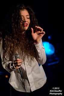 Lorde @ Showbox at the Market