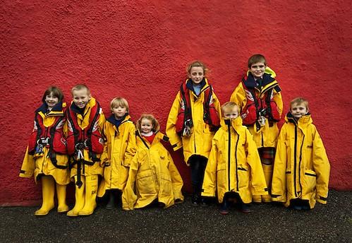 Tobermory future Crew 2 © RNLI Nigel Millard