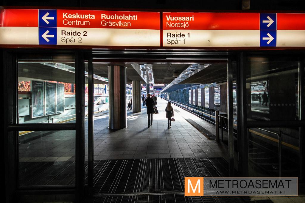 Metroasemat Espoo
