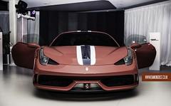 Ferrari Speciale (Diamond Dice) Tags: red horse italia ferrari exotic enzo z supercar speciale 458 lafarrari