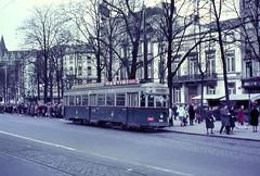 Once upon a time - Belgium - Liège / Lüttich / Luik / Leodium (railasia) Tags: streetscene interurban sixties liège terminus stil manrail routenº3