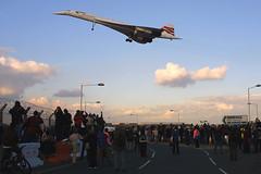 G-BOAG, Heathrow, October 24th 2003 (Suburban_Jogger) Tags: heathrow concorde britishairways gboag ba002
