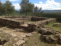 La Bastida (ovando) Tags: arqueologa ibero yacimiento