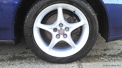 "Toyota Celica alloy wheel repair by We Fix Alloys • <a style=""font-size:0.8em;"" href=""http://www.flickr.com/photos/75836697@N06/10825160514/"" target=""_blank"">View on Flickr</a>"