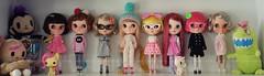 A Doll A Day. Dec 9. New Dolly Shelf.