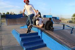 (billiamcurry) Tags: lawrence skateboarding skatepark kansas hutchinson burrton zaccrow ryanelzy kylemuhlethaler