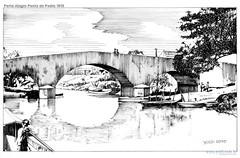 Porto Alegre Ponte de Pedra 1910