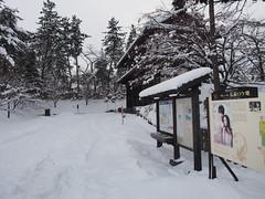 P1120605 (prelude2000) Tags: winter snow castle japan aomori hirosaki