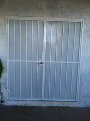 Doors (ariron_llc) Tags: door las vegas home gate iron mesh coat security screen powder henderson ornamental invasion screening privacy wrought perferated