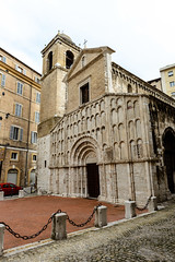 _DSC0831 (MikePScott) Tags: camera italy tower church buildings lens temple italia arch synagogue chapel monastery convent ecclesiastical marche ancona lemarche builtenvironment architecturalfeatures nikon2470mmf28 nikond800 featureslandmarks towersetc