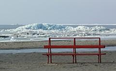 icy sea (veebruar) Tags: sea ice bench e vanagram