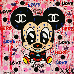 Mickey from Japan - copie (davidkarsenty2) Tags: art pop
