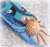 Bracciale...WAVES (Colori Preziosi) Tags: sea mare handmade bracelet beading beadwork conchiglie gioielli bracciale beadembroidery delicas rocailles diyjewelry cristalliswarovski seashella