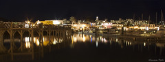 Marina Rubicon, Playa Blanca (Zsuzsa Poór) Tags: ocean night puerto island noche lanzarote canarias atlanticocean playablanca islascanarias canonistas reflectsobsessions