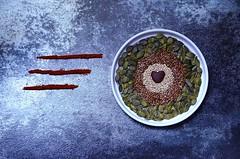Food (revita81) Tags: food colour set tomato pepper opera rebecca chocolate banana pasta eggs pane flour colori pomodori cibo cioccolato disegno aglio peperoncino playfood farina uova pratic revita81